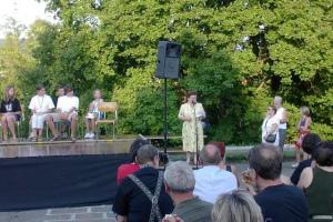 3. Kindertheaterfest 2003 - 5. Tag