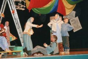 3. Kindertheaterfest 2003 - 7. Tag