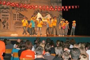 4. Kindertheaterfest 2009 - 1. Tag