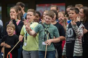 5. Kindertheaterfest 2014 - 4. Tag